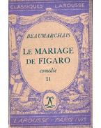 Le mariage de Figaro II
