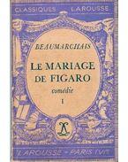 Le mariage de Figaro I