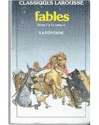 Fables,  livres 7á12, tome II