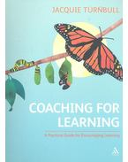 Coaching For Learning - A Practical Guide for Encouraging Learning