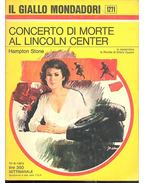 Concerto di morte al Lincoln Center
