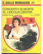 Concerto di morte al Lincoln Center