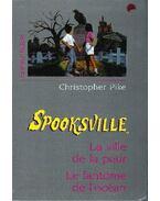 Spooksville - La ville de la peur, Le fantome de l´océan