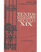 Textos Literarios - Século XIX volume I