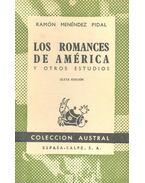 Los Romances de América