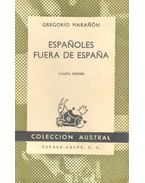Españoles Fuera de España