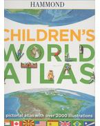 Hammond Children's World Atlas - McRAE, ANNE (Ed.)