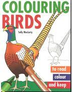 Colouring Birds