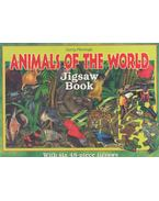 Garry Fleming's Animals of the World - Jigsaw Book