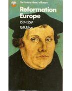 Reformation Europe 1517 - 1559