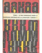 Panorama Histórico de la Literatura Cubana