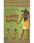 The Anubis Slayings
