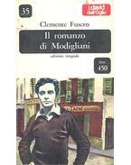Il romanzo di Modiglani