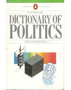 The Penguin Dictionary of Politics