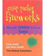 Crisp Packet Fireworks - Maverick science to try at home