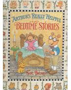 Arthur's Really Helpful Bedtime Stories
