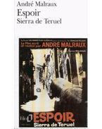 Espoir,  Sierra de Teruel (texte bilingue)