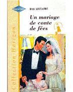 Un mariage de conte de fées