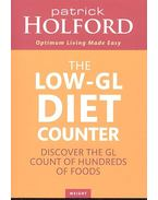The Holford Diet GL Counter - Discover the GL Count of Hundreds of Foods