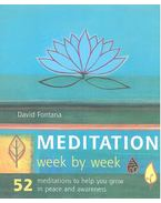Meditation Week by Week