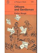 Officers abd Gentlemen - Waugh, Evelyn