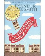 The Unbearable Lightness of Scones - McCall Smith, Alexander