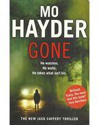 Gone - Hayder, Mo