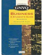 Business - A Student's Guide (Advanced GNVQ)