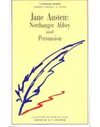 Jane Austen: 'Northanger Abbey' and 'Persuasion'