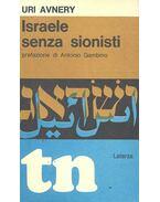 Israele senza Sionisti