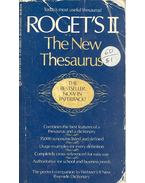 Roget's II New Thesaurus