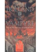The Vampyre - The Secret History of Lord Byron