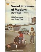 Social Problems of Modern Britain - An Introductory Reader