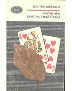 Romante pentru mai tîrziu