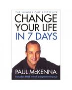 Change Your Life in Seven Days - CD included