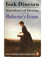 Anecdotes of Destiny - Babette's Feast
