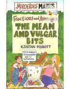 Fractions and Averages - The Mean and Vulgar Bits
