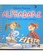 Alphabake - a cookbook with cookie cutters