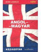 Angol - Magyar, Magyar - Angol kéziszótár
