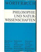 Philosophie und naturwissenschaften
