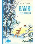 Bambi, le chevreuil