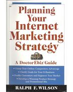 Planning Your Internet Marketing Strategy - A Doctor Ebiz Guide