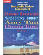 Sommer, Sonne, Sand und mehr - Das große Ferien-Lesebuch III