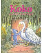 Koko und der weiße Vogel