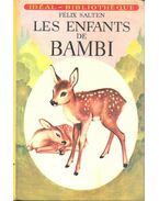 Les Enfants de Bambi - Felix Salten