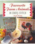 Favourite Farm Animals In Cross Stitch