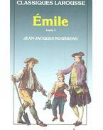 Émile - Tome I