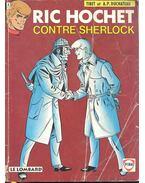 Ric Hochet - Contre Sherlock