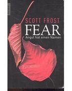 Fear- Angst hat einen Namen