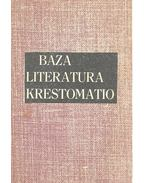 Baza literatura krestomatio